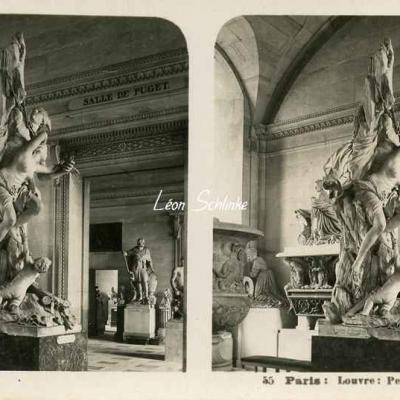 55 - Paris - Louvre - Persée délivrant Andromède