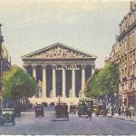 56 - La Madeleine et la rue Royale