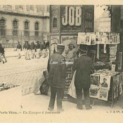 57 - Un Kiosque à journaux