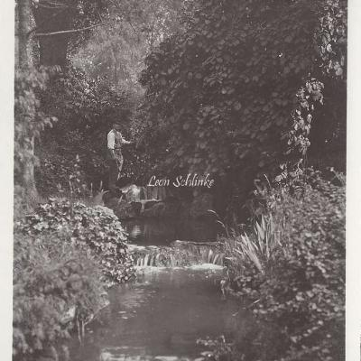 58 - Bois de Vincennes - Cascade du Lac Daumesnil