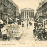 58 - PARIS - La Rue Royale (3)