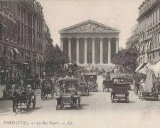 58 - PARIS - La Rue Royale