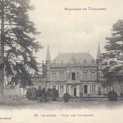 59 - Saint-Agne - Villa des Tourelles