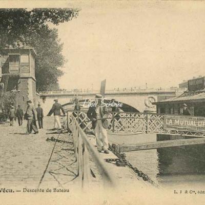 6 - Descente de Bateau