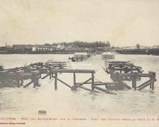 6 - Etat des travaux après la crue du 6 Mai 1905