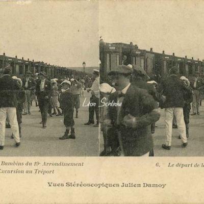 6 - Le Départ de la Gare