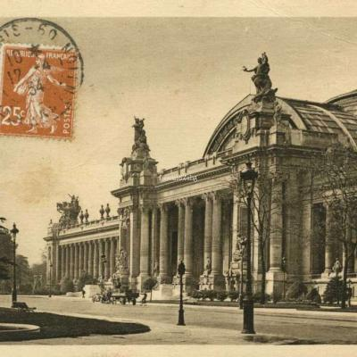 6 - Le Grand Palais (Champs Elysées)