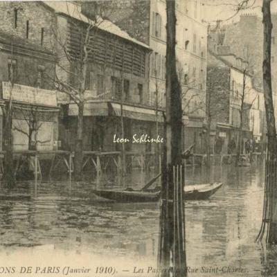 LL - Inondations de 1910
