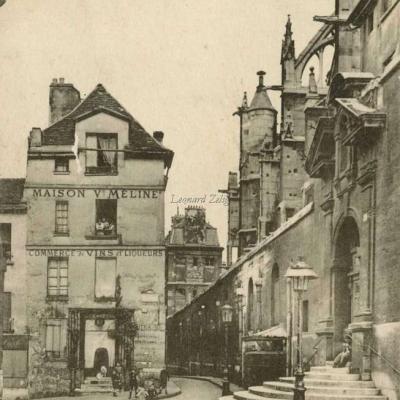 6 - Rue de la Montagne Saint-Geneviève