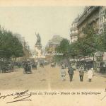6 - Rue du Temple - Place de la République