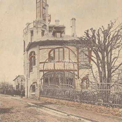 6 - Style Guimard - Castel Henriette à Sèvres