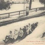 6 - Un bobsleigh à huit