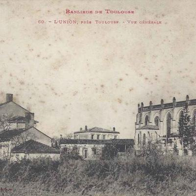 60 - L'Union, près Toulouse - Vue générale