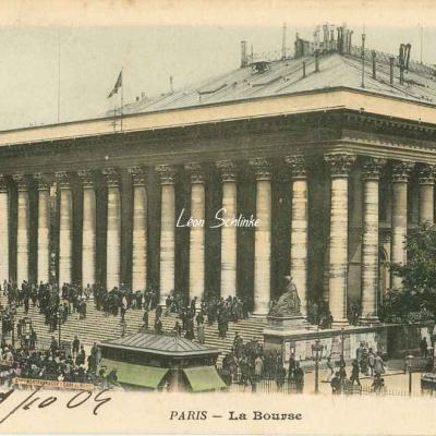 60 - La Bourse