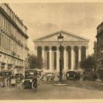 60 - La Madeleine et la Rue Royale