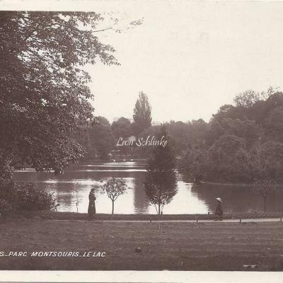 60 - Parc Montsouris - Le Lac