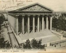 60 - PARIS - La Madeleine