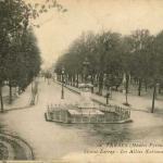 61 - Statue Larrey - Les Allées Nationales