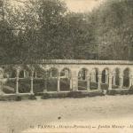 62 - Jardin Massey - Les Cloîtres