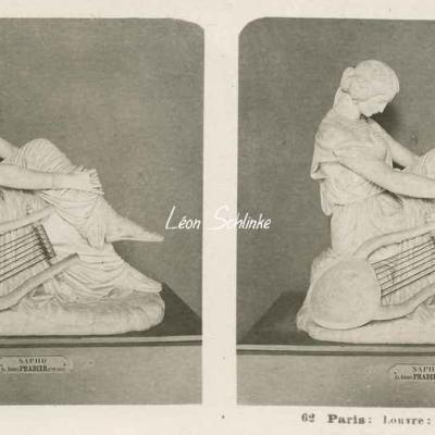62 - Paris - Louvre - Sapho de Pradier