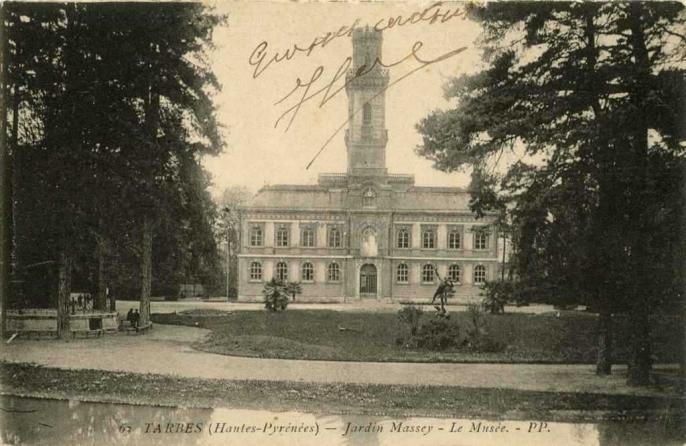 63 - Jardin Massey - Le Musée