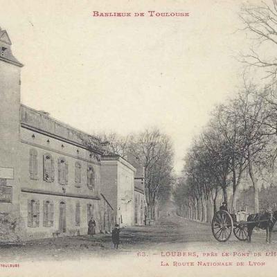 63 - Loubers - près le Pont de l'Hers