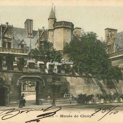 63 - Musée de Cluny