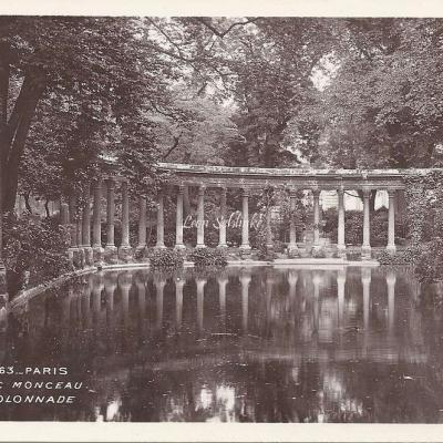 63 - Parc Monceau - La Colonnade