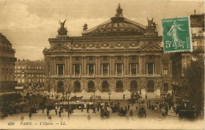LL 638 (vue 2) - L'Opéra
