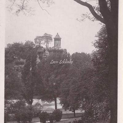 64 - Buttes-Chaumont - Le Belvédère