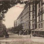 65 - Avenue du Père Lachaise prise de la Place Gambetta (XX)