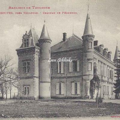 65 - Fonsegrives - Château de Pécheriol