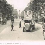 65 - PARIS - Le Boulevard des Italiens