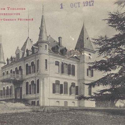 67 - Fonsegrives - Château de St-Germain Péchestié