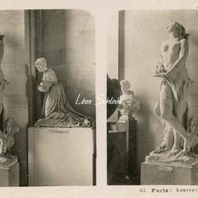67 - Paris - Louvre - Phoebus par Ducoudray
