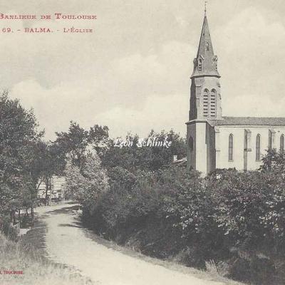 69 - Balma - L'Eglise