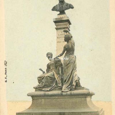 69 - Monument Emile Augier