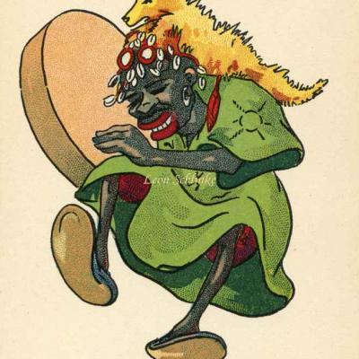 7 - Baba Salem, dansuer nègre