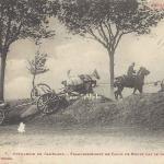 7 - Franchissement de Talus de Route par le Canon