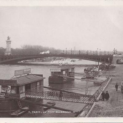 7 - Le Pont Alexandre III