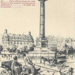 7 - Mimi examine le Génie de la Bastille