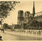 7 - Notre-Dame et le Square de l'Archevêché