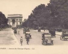 7 - PARIS - Avenue des Champs-Elysees