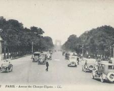 7 - PARIS - Avenue des Champs-Elysées