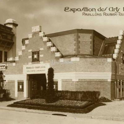 7 - Pavillons Roubaix-Tourcoing