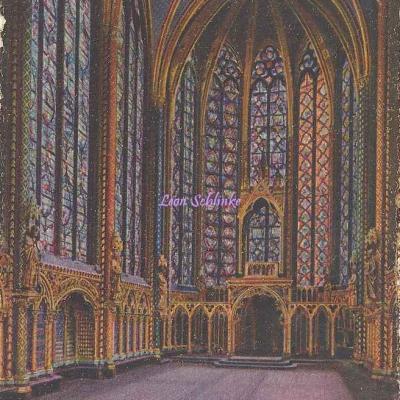 7 (S1) - Intérieur de la Sainte-Chapelle (Chapelle haute)