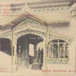 7 - Style Guimard - Expo Céramique, Paris 1898