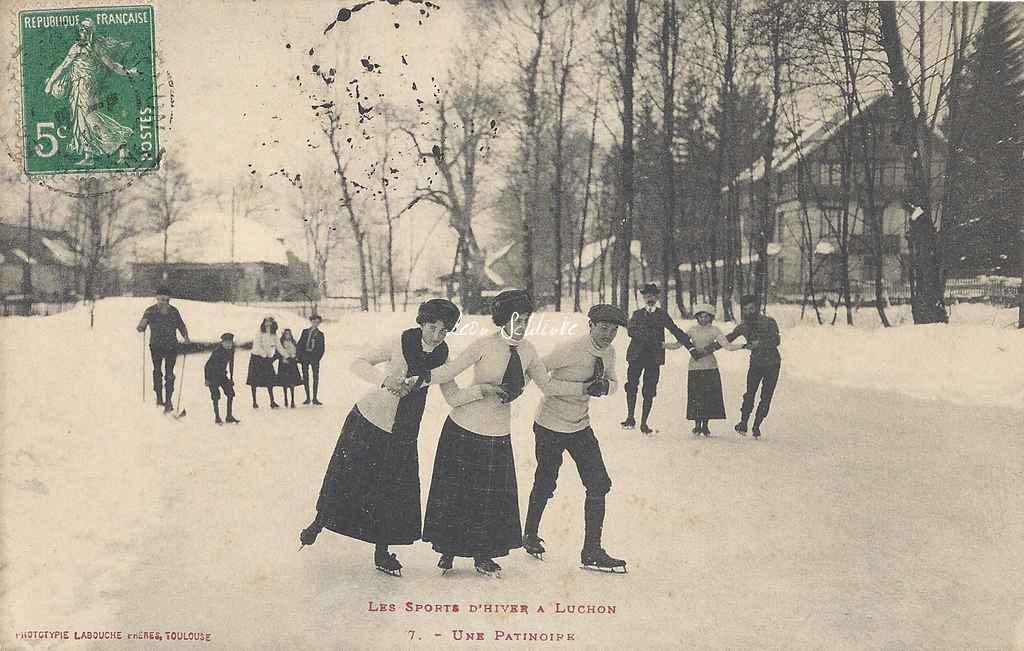 7 - Une patinoire