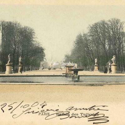70 - Bassin des Tuileries