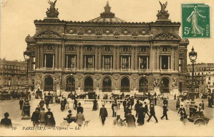 LL 70 (Vue 8) - L'Opéra
